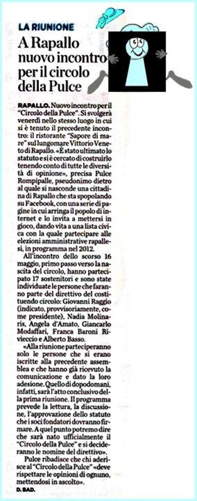 A Rapallo nuovo incontro per il Circolo della Pulce