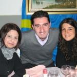 Eleonora, Stefano, Valeria