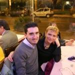 Stefano Podestà ed Antonella Cerchi