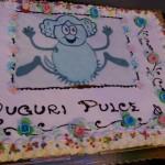 La torta della Pulce
