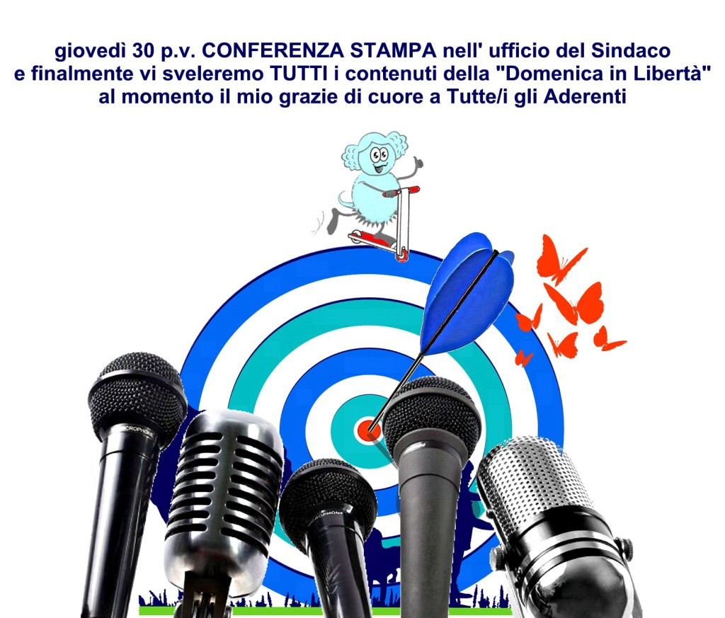 conferenza stampa 30.04.15